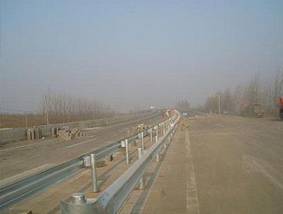 长寿高速路防撞护栏
