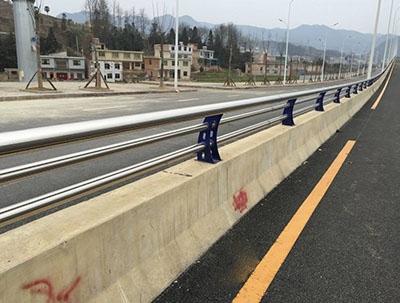 云南桥梁护栏