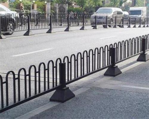 长寿市政道路护栏